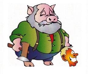 Der Schweinskopf Mörder
